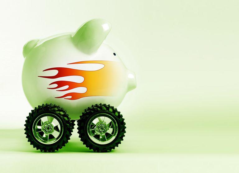 Piggy on the Move
