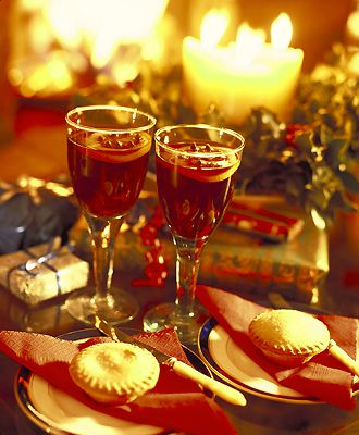 Traditional Christmas Food UK