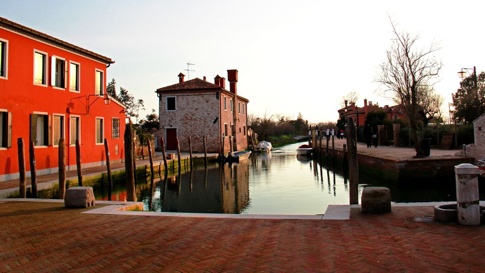Dock - Torcello, Italy
