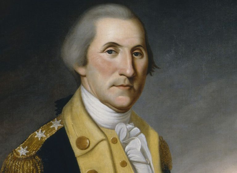 George Washington during the American Revolution