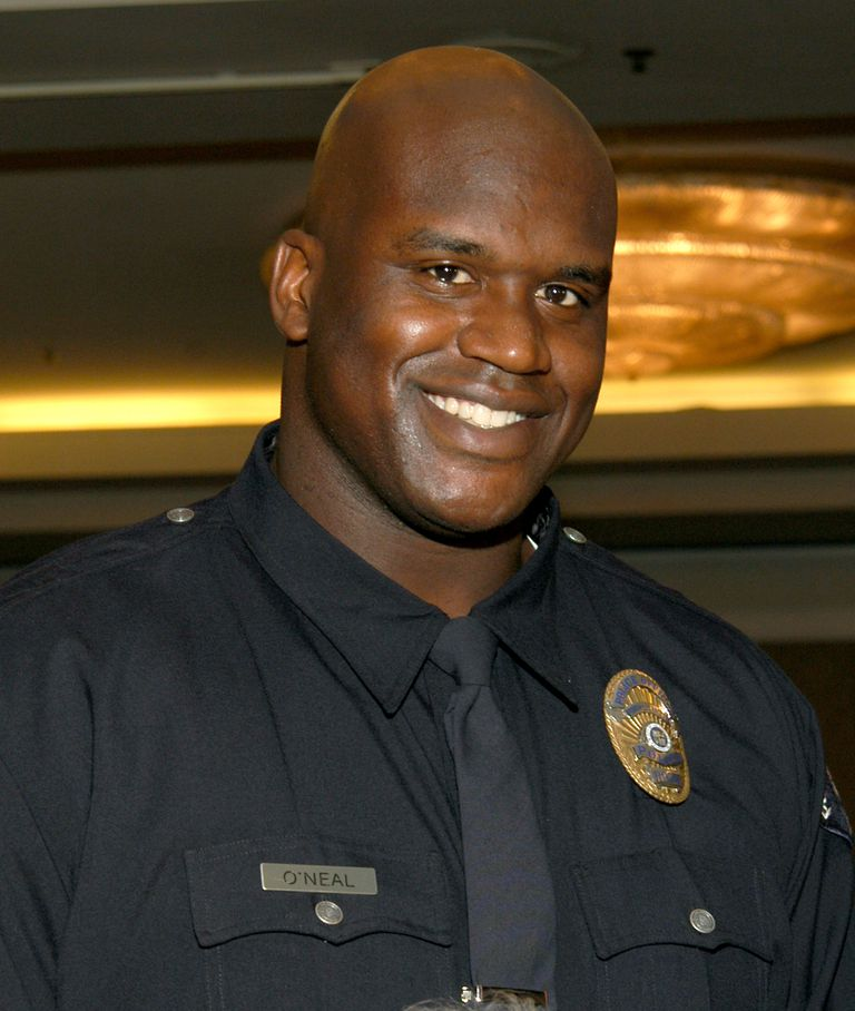 34th Annual Conference of The International Association of Airport and Seaport Police Honors Shaquille O'Neal