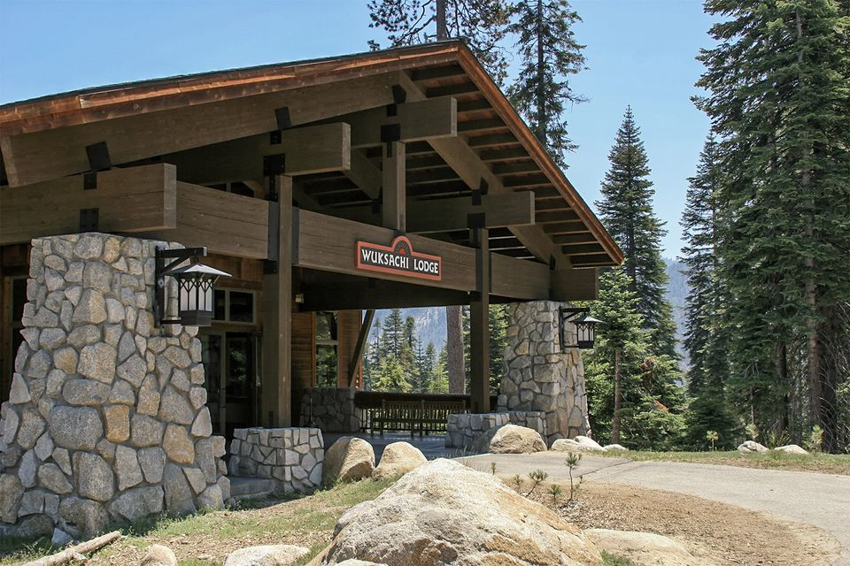 Wuksachi Lodge at Sequoia National Park
