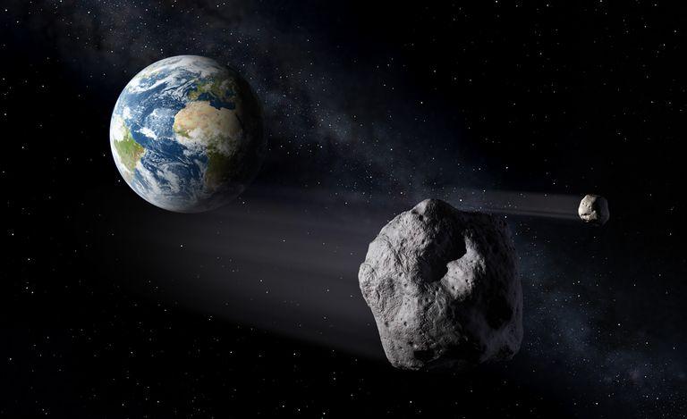 asteroides, meteoritos, asteroides peligrosos, formación de los asteroides