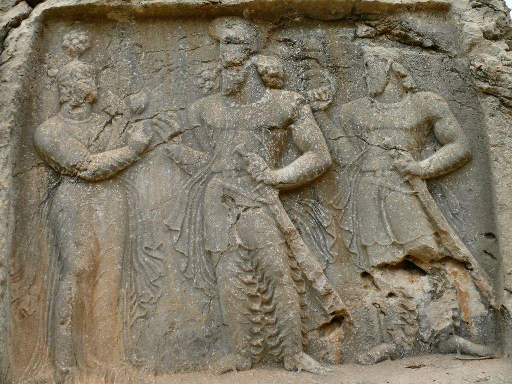 war goddesses of the ancient world
