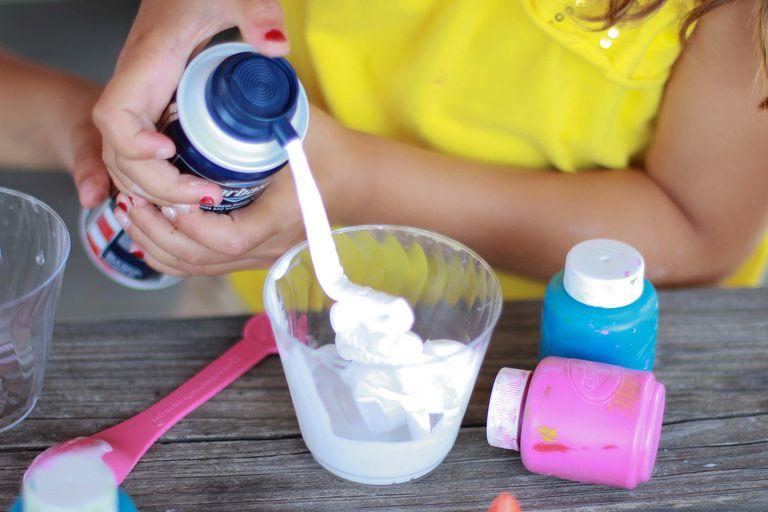Pintura casera de 3 entretenidos ingredientes - Como hacer pintura ...