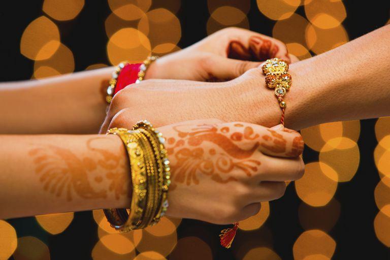 rakhi bracelet exchange