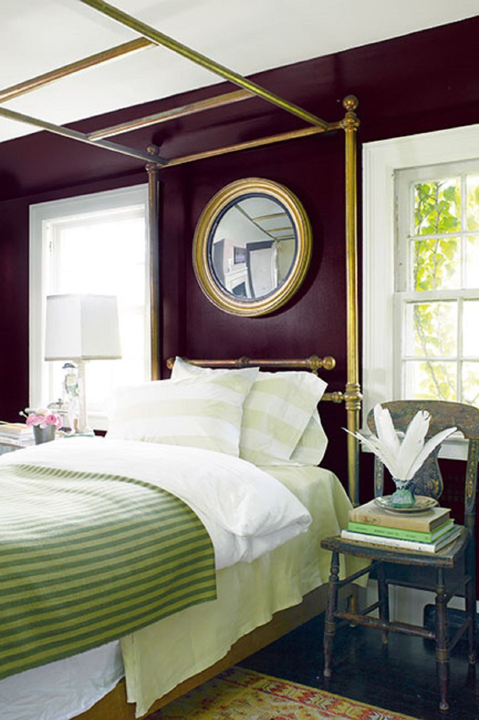 Caponata by Benjamin Moore. The Best Relaxing Bedroom Paint Colors