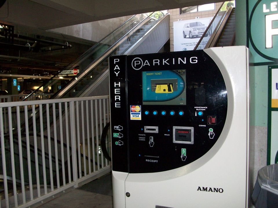 Parking at Atlantic Station