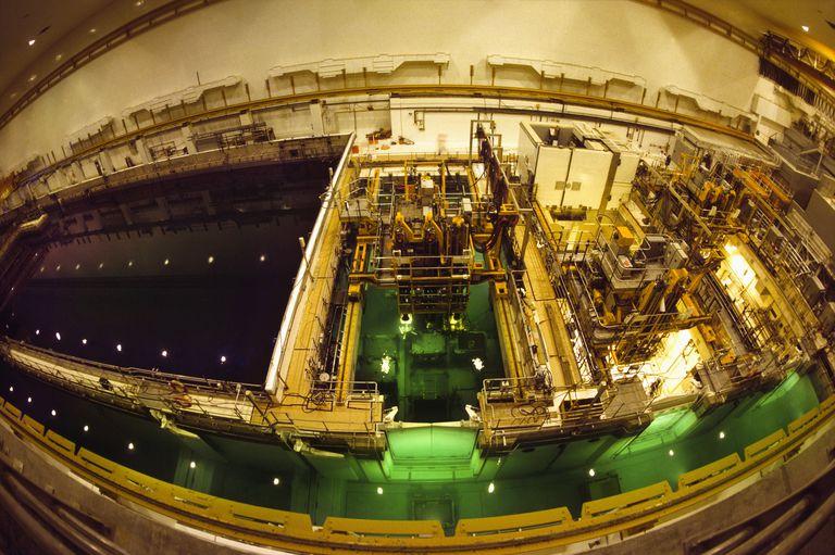 Inside Sellafield: Pond 5