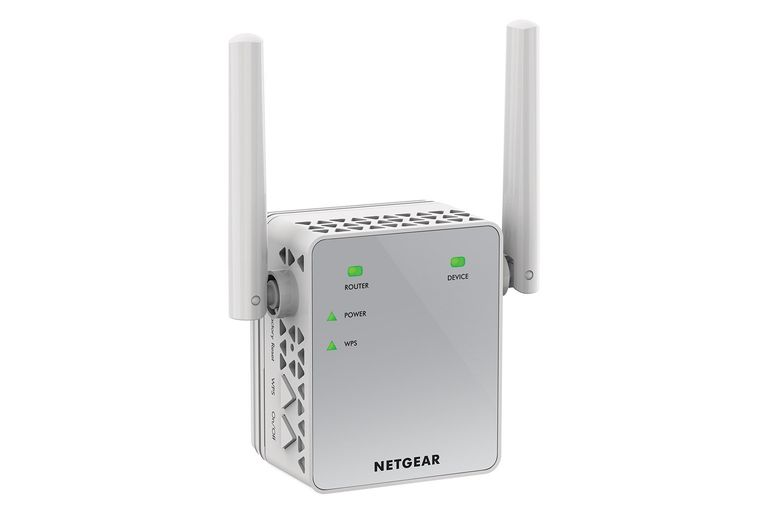 NETGEAR EX3700 Wi-Fi Range Extender (AC750)