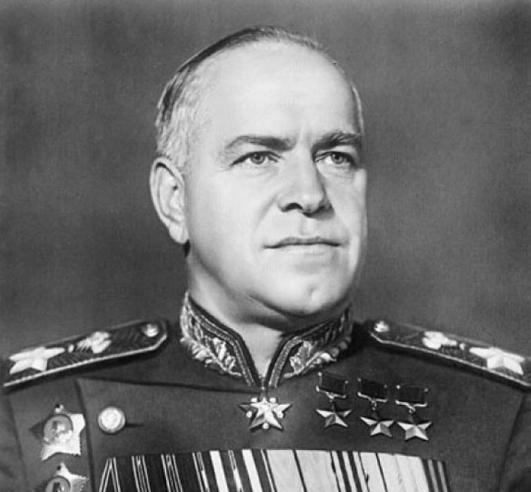 Marshal Georgy Zhukov