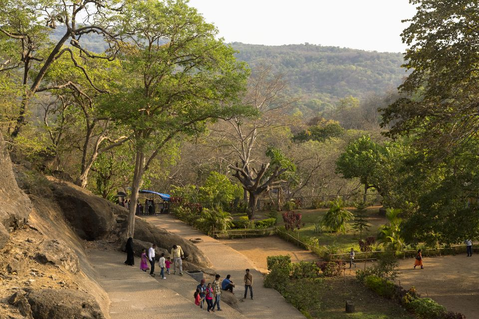 sanjay gandhi national park There are many other special attractions in and around the sanjay gandhi national park some of them are the ancient kanheri caves, the gateway of india, prince of wales museum, elephanta island, haji ali's tomb, marine drive etc.