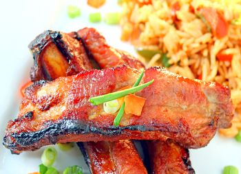 The Best Recipe For Korean Sweet And Spicy Pork Ribs