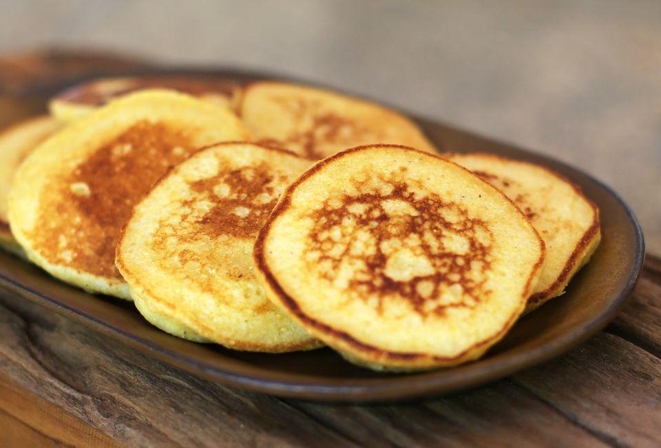 Johnny Cakes Recipes Cornmeal