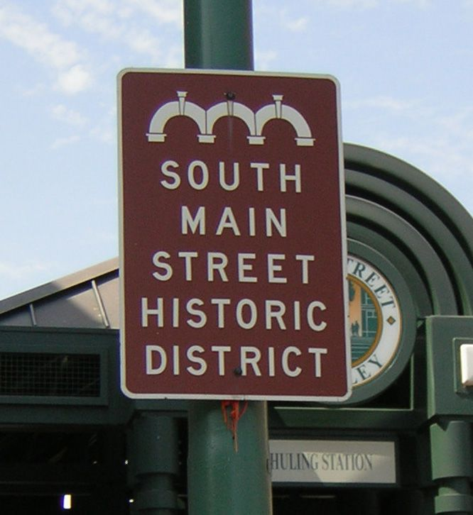 Apartment Guide Memphis Tn: South Main Historic Arts District In Downtown Memphis