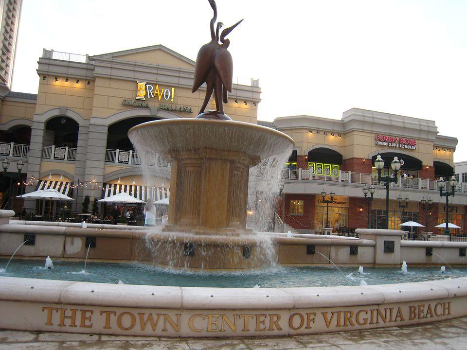 Town Center Virginia Beach Restaurant Week