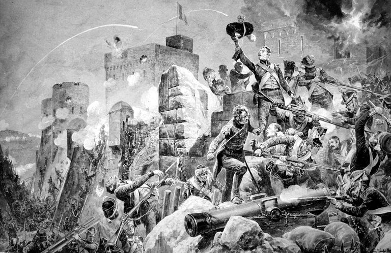 Battle of Badajoz