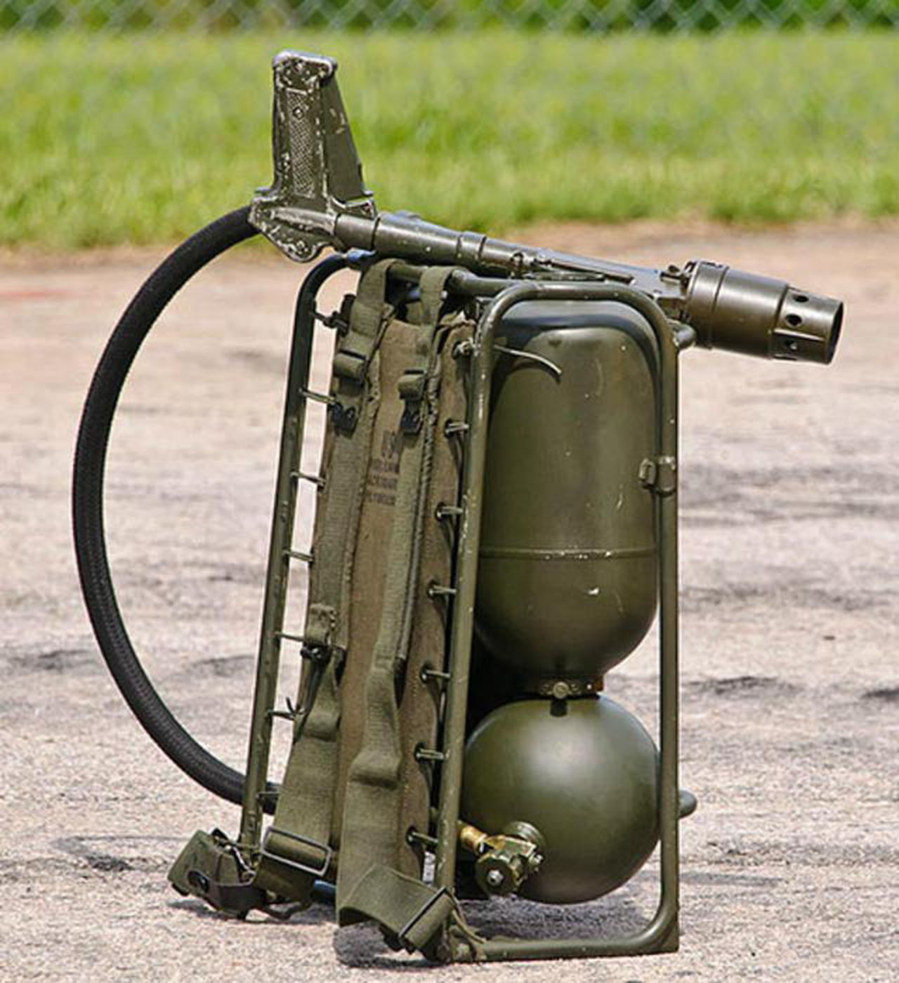 Giant Auto Sales >> Flamethrowers - Controversial Military Weapons