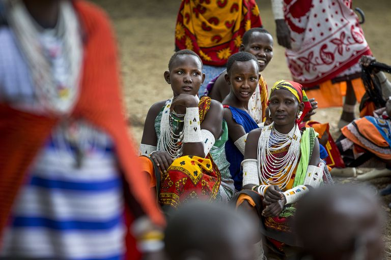 Hewlett Foundation Grantees in Kenya