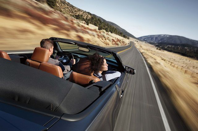 Ford Mustang Road Trip