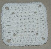 "The ""Simple Rows and Rounds Granny Square"""