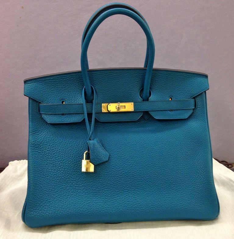 Authentic Hermes Birkin Bag at Portero.com