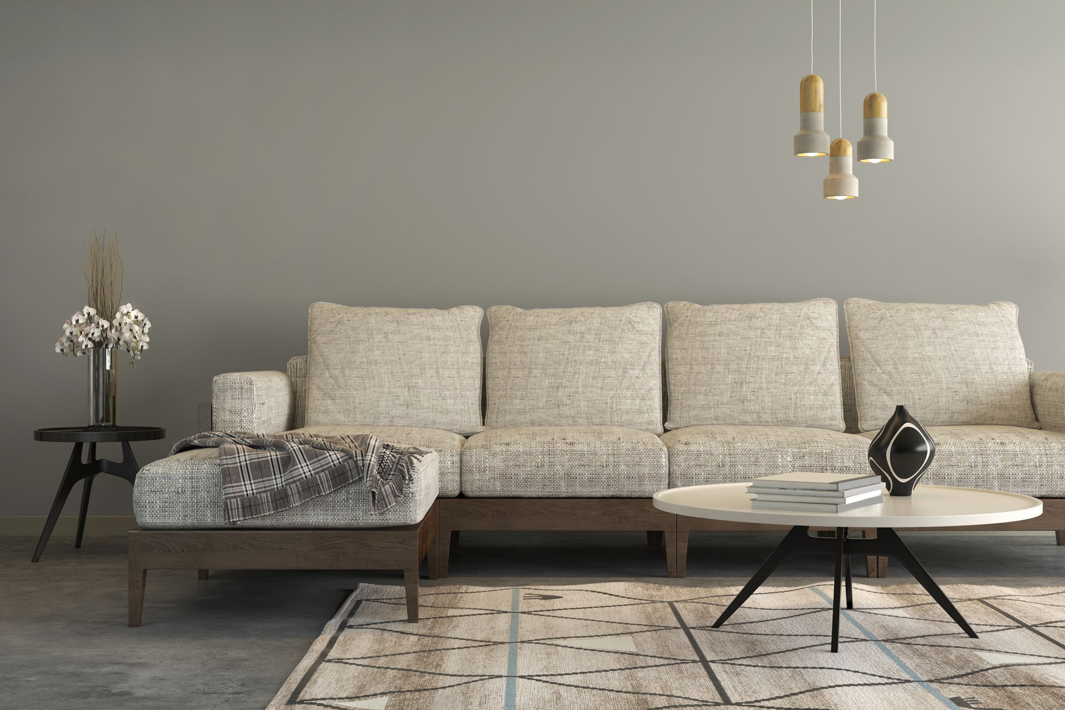 choosing the right area rug for your living room living room ideas - Designing Your Living Room Ideas