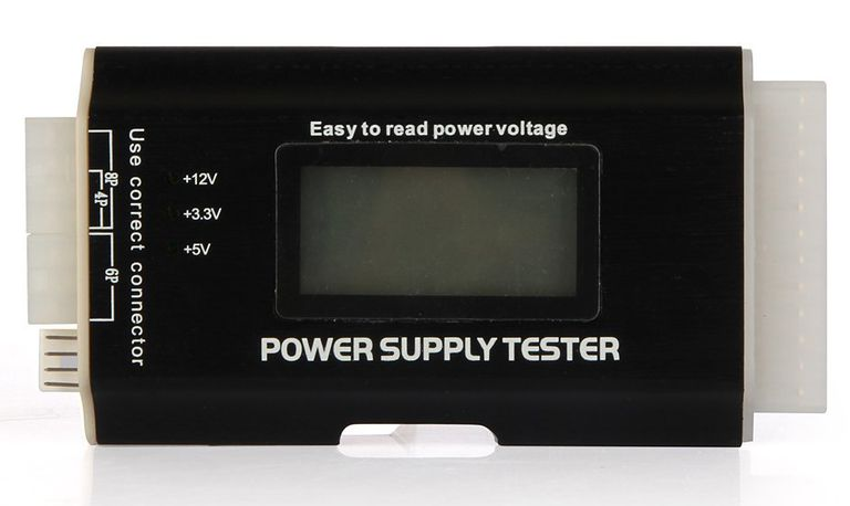 Photo of an Innoo Tech Power Supply Tester