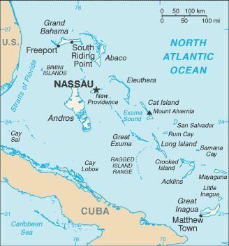 Caribbean Maps Show Where Your Cruise Is Going - Caribbean map