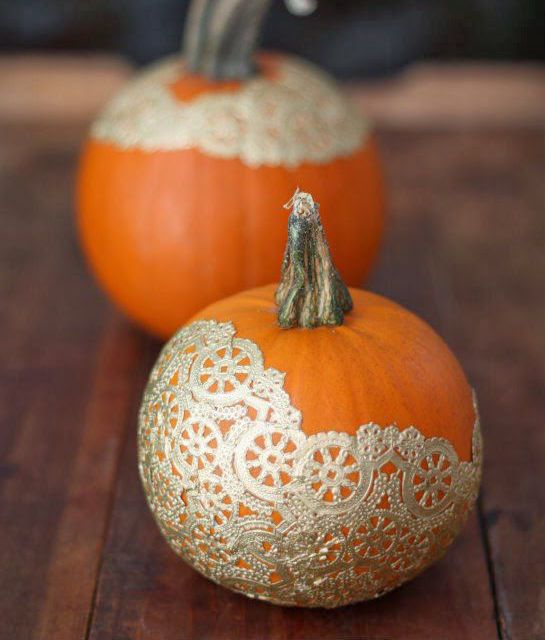 41 No-Carve Pumpkin Decorating Ideas