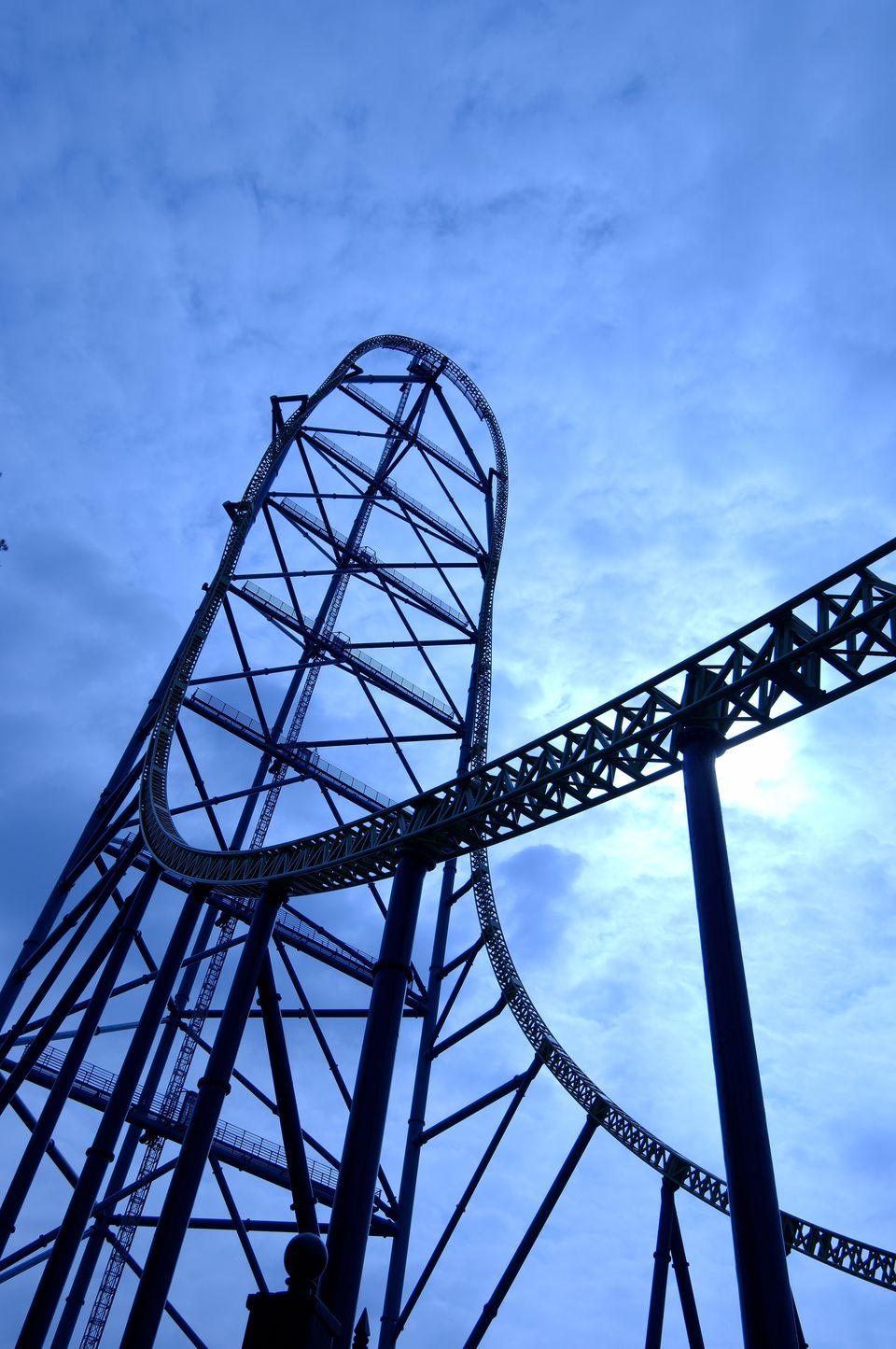 Kingda Ka, World's Tallest and Fastest Roller Coaster