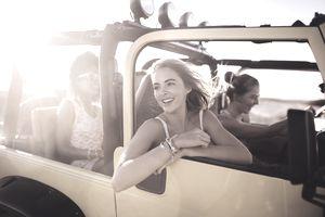 Teen Summertime Driving