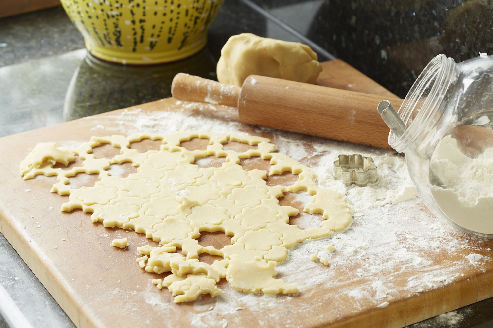 Learn How To Cut Cookies Without A Cookie Cutter