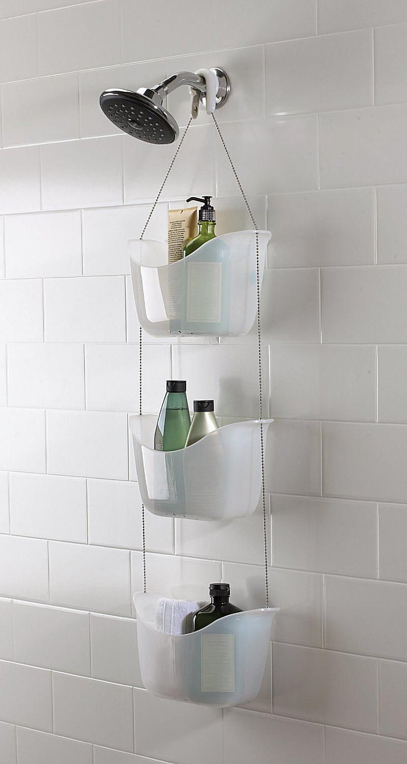 and home with shower tub p tension caddies in zenna caddy pole shelves white corner