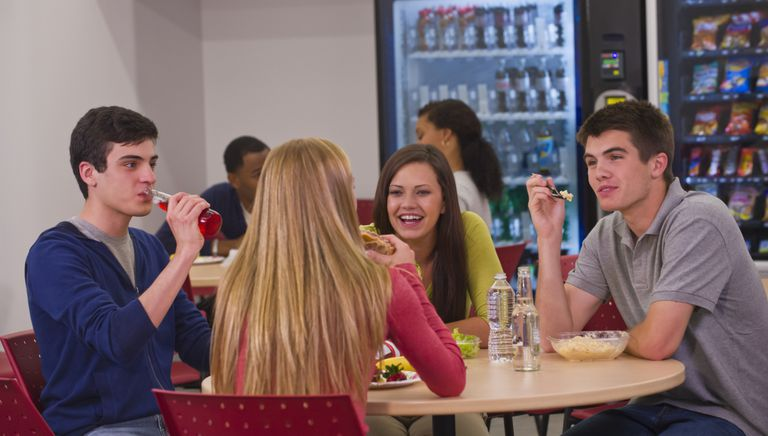 Help your teen avoid these unhealthy foods.