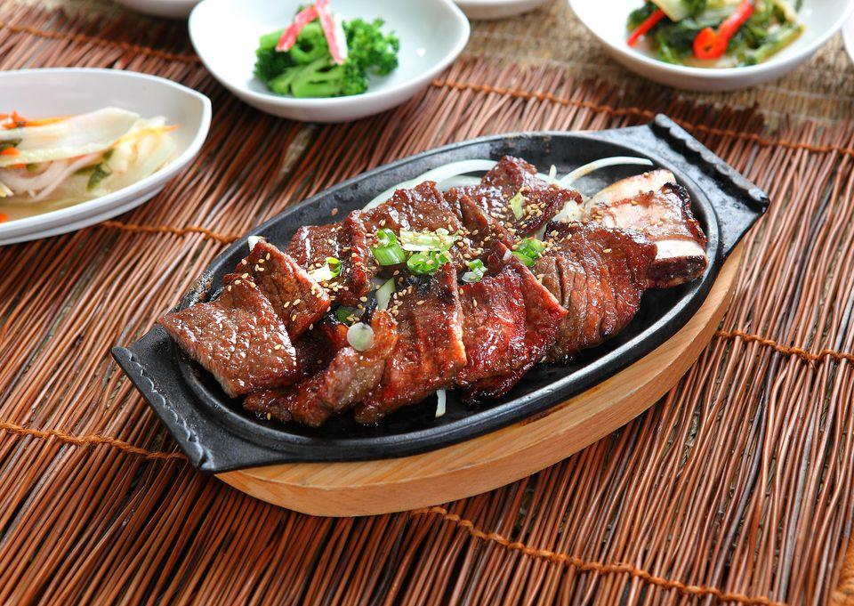 Korean Beef Marinade