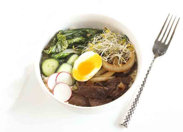 Healthy filipino steak bowl recipe forumfinder Image collections