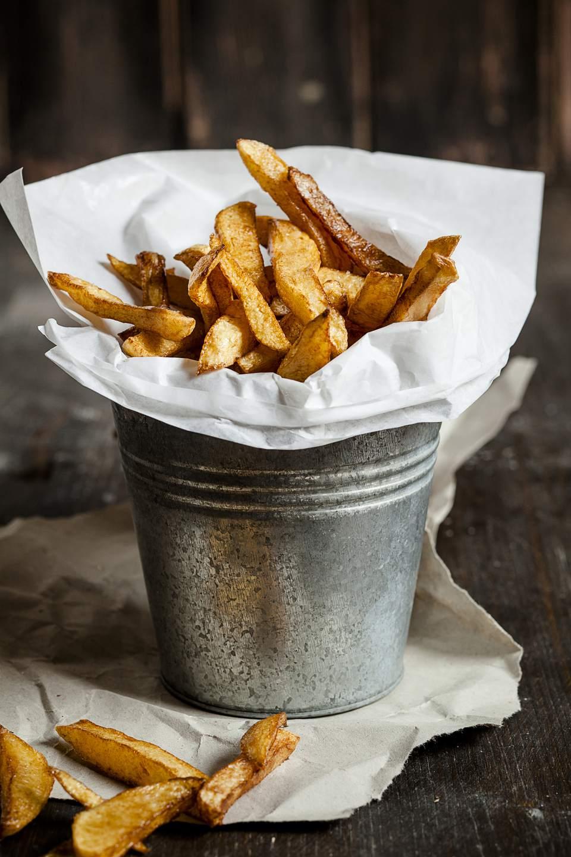 Fresh french fries