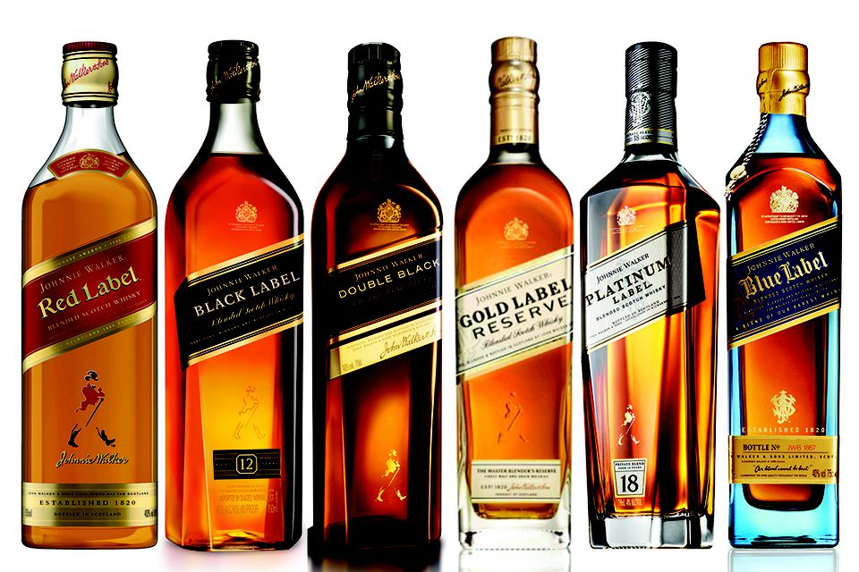Price Black Label >> Johnnie Walker Scotch Whisky Reviews