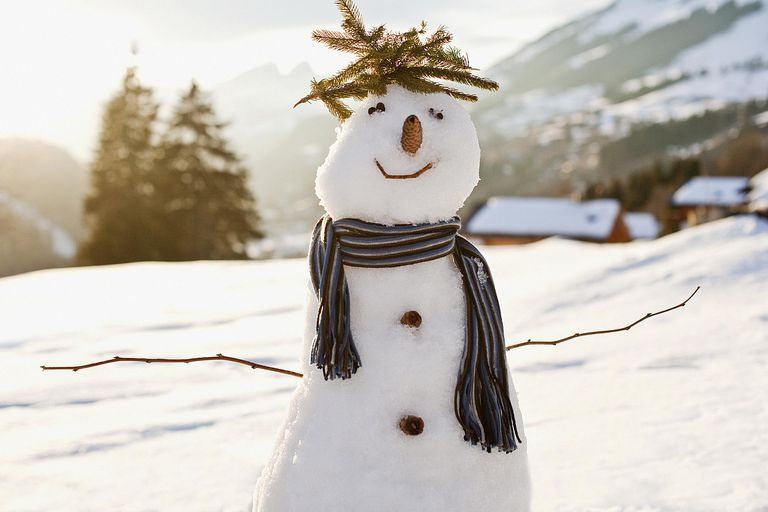 Snowman - Sam Edwards - OJO Images - GettyImages-102284644
