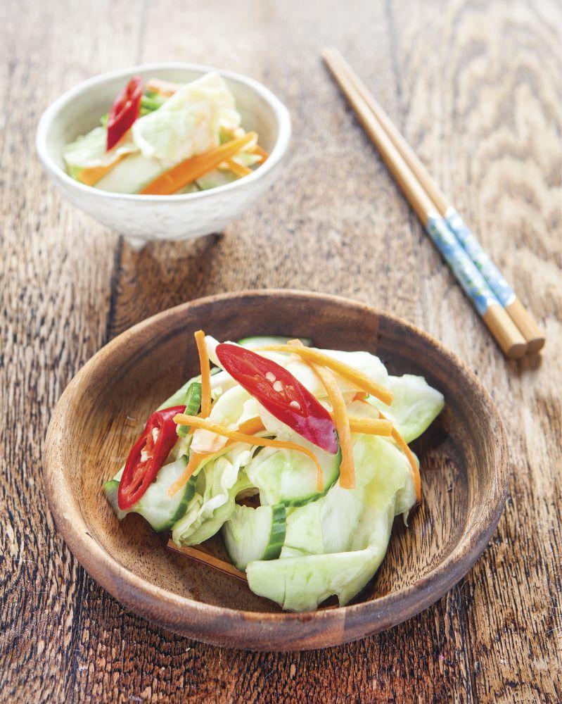 Taiwane-style kimchi recipe