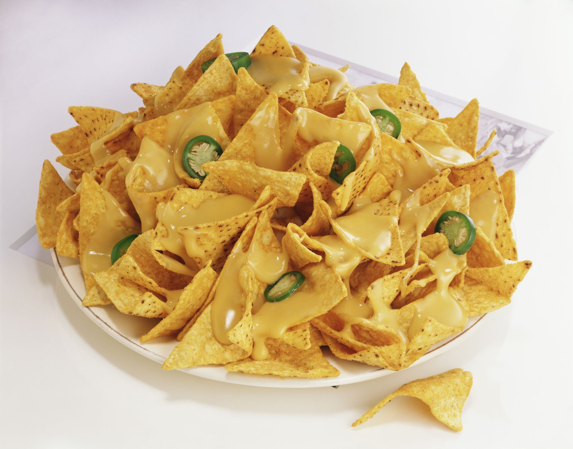 Quick Microwave Nachos Recipe
