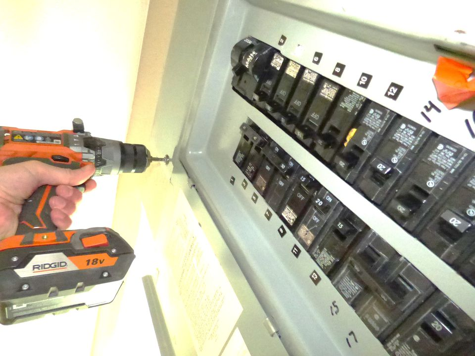 Removing Circuit Breaker