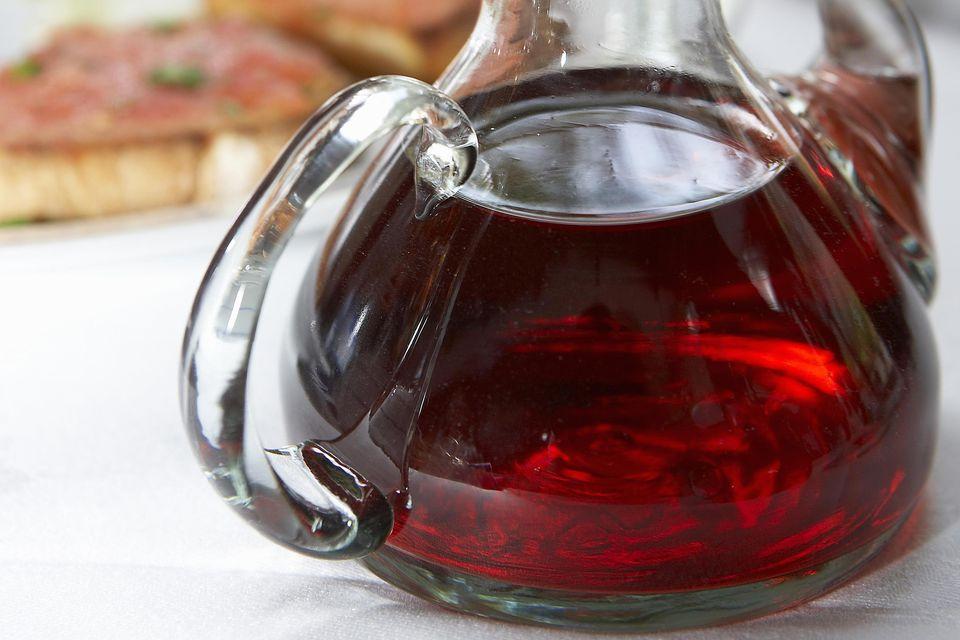 Red Wine Vinaigrete