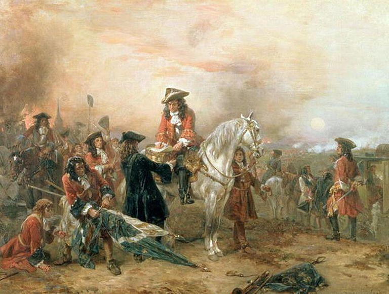 Marlborough at Blenheim