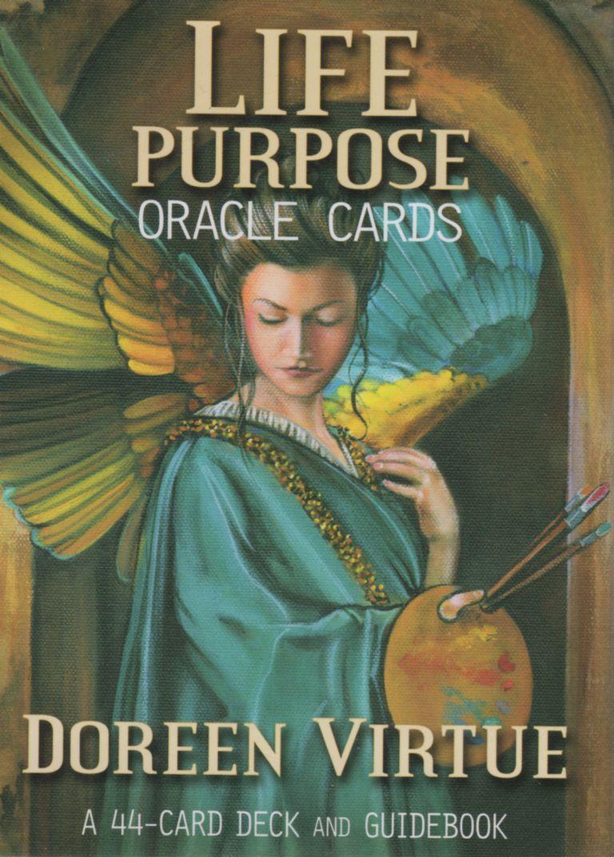 Las cartas adivinatorias del propósito de vida por Doreen Virtue
