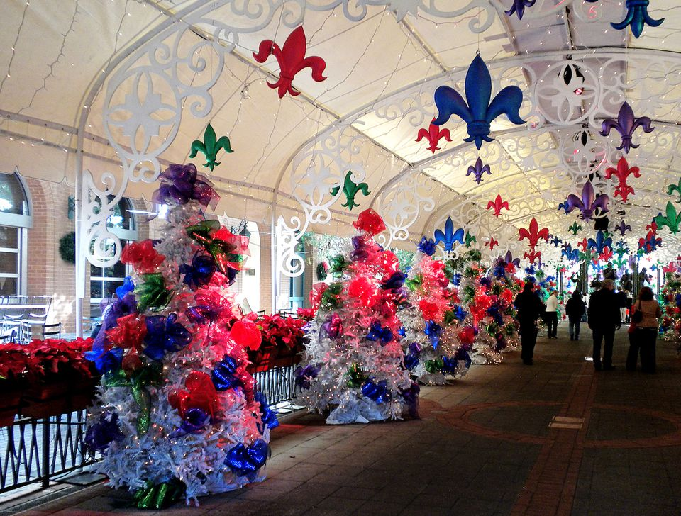 Best Christmas Light Displays In New Orleans - New Orleans Christmas Lights