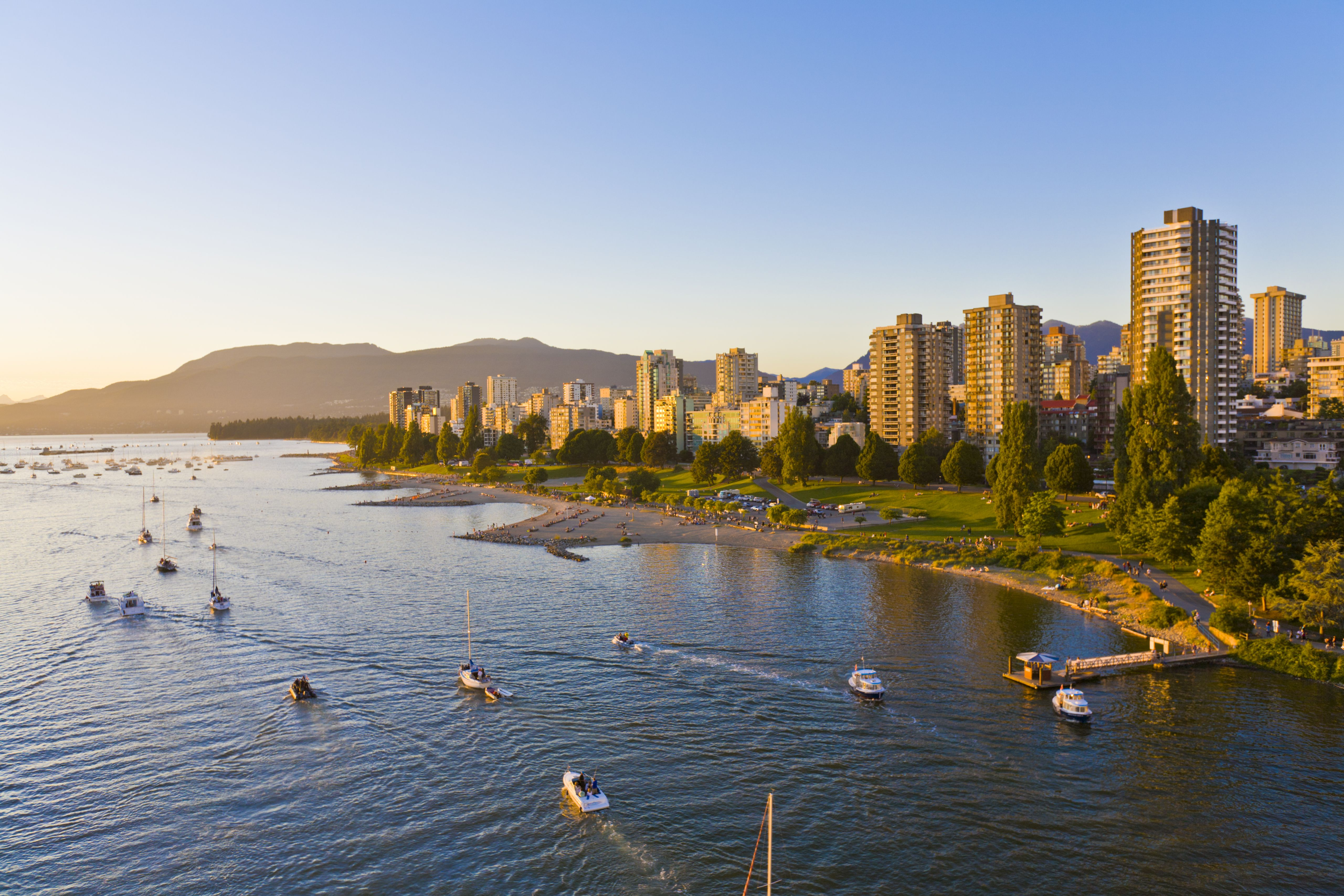 Weather Vancouver: Vancouver In August Weather And Event Guide