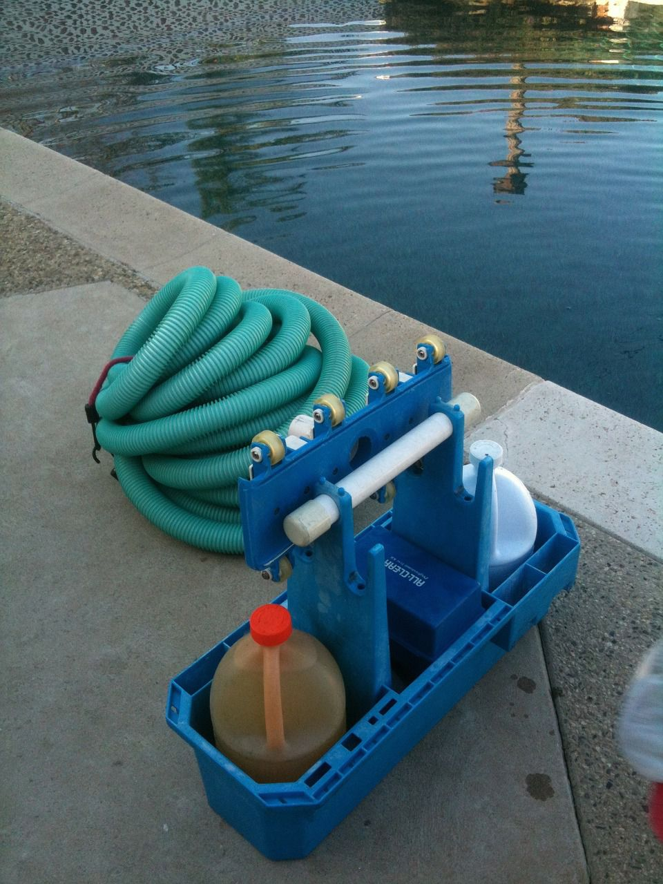 pool maintenance supplies