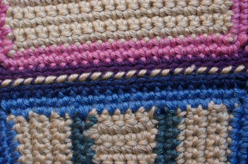 Whip Stitch Join